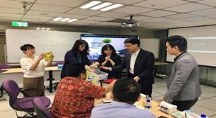 印尼眾議院副主席來臺教育合作交流說明會